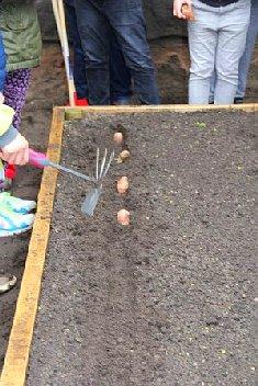 hochbeet_1 Gärtnern mit Kindern