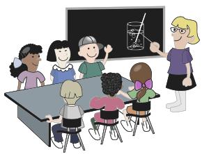 Bild zur Schulanmeldung